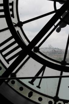 Musee D'Orsay to Sacre Coeur