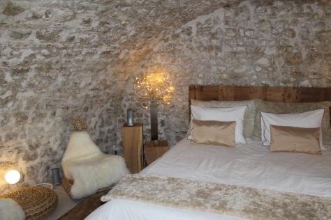 The Hideaway room at Entre Hôtes