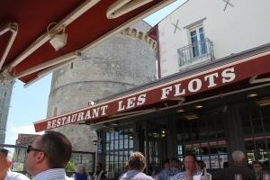 Restaurant Les Flots, La Rochelle, France