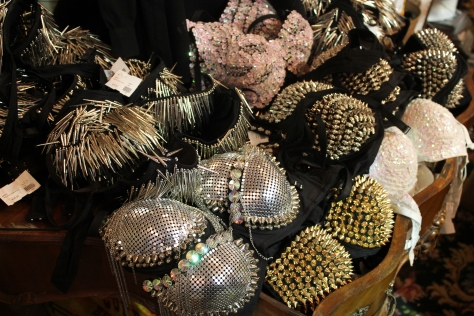 Suggested Sturgis Wear -- I confined my bling to my belt.