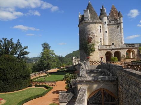Château des Milandes, France
