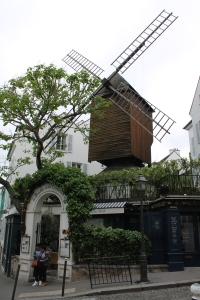 Le Moulin de la Galette, Montmartre
