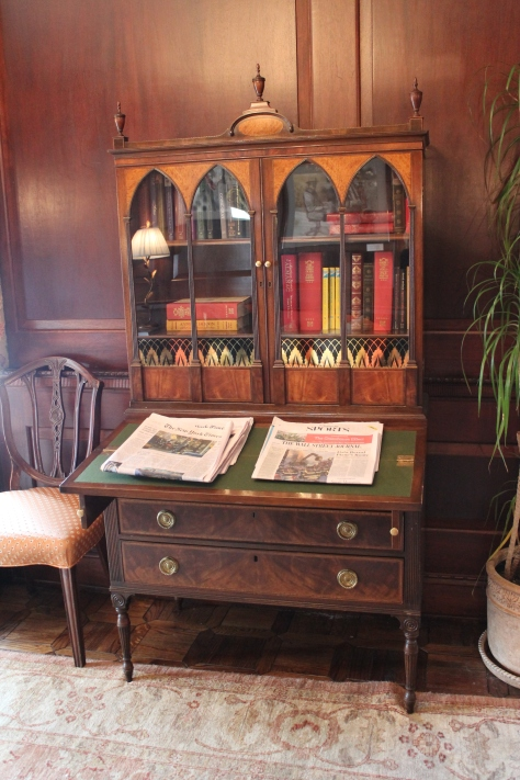 Library of Morrison House, Alexandria, VA