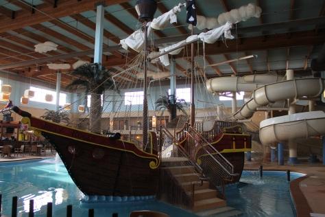 Ramada Tropics Resort, Des Moines, Iowa