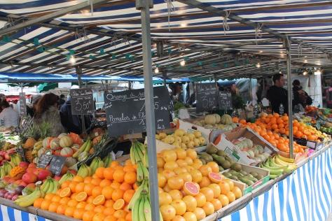 Outdoor Market, La Rochelle