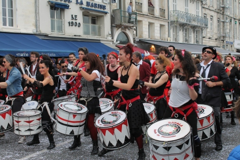Drum Corps - Carnaval de La Rochelle