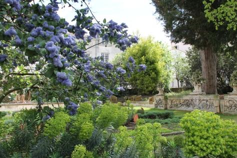 La Rochelle -- un beau jardin
