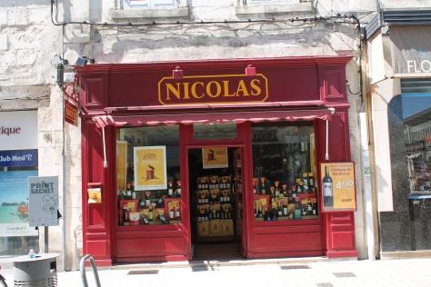 Nicolas, rue des Merciers