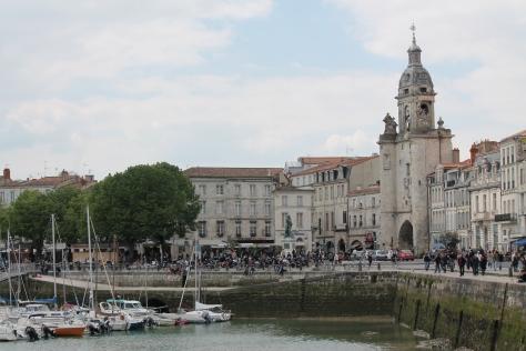 Vieux Port, La Rochelle