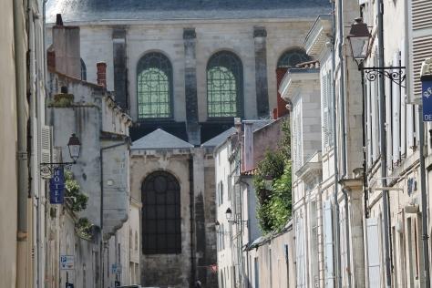 Rue Bazoges, La Rochelle