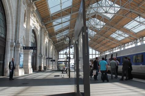 Gare La Rochelle Ville