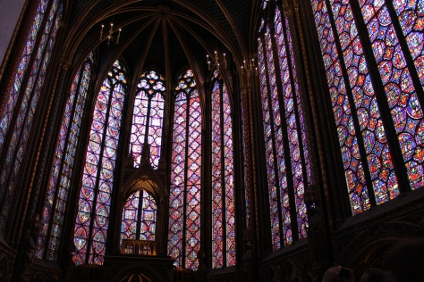 Saint-Chapelle, Paris