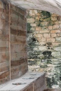 Medieval WC, Brouage