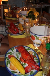 Lobster Night 2013