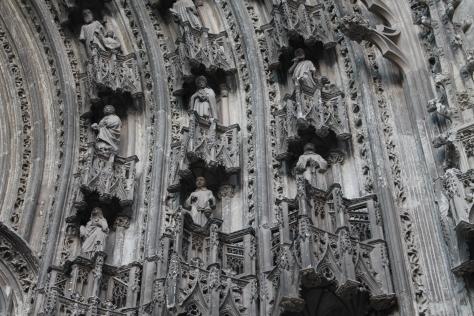 Cathédrale Saint-Gatien de Tours -- Detail