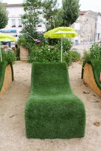 Grass Lounger Enhanced