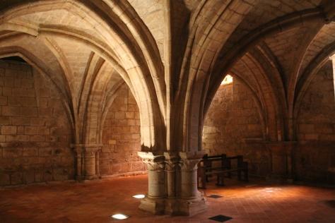 Crypte de l'église Saint-Pierre, Jarnac