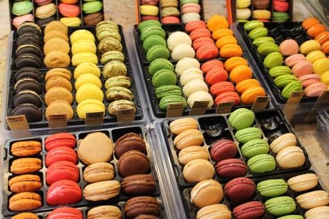 Macarons, D'Jolly, La Rochelle