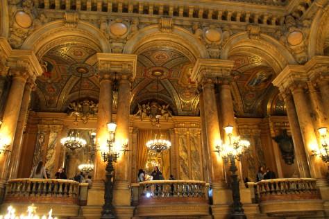 Balcony Palais Garnier