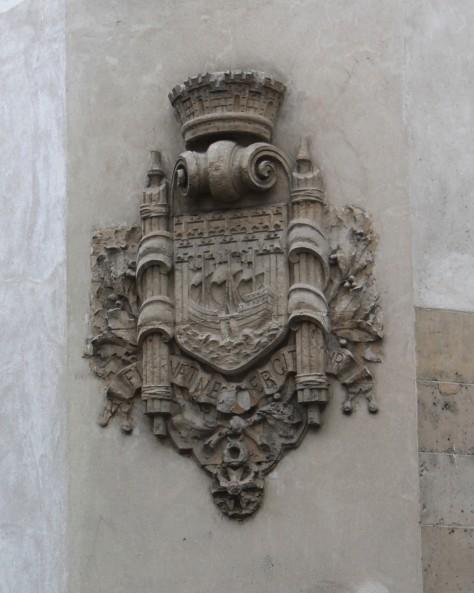 Building Detail Montmartre