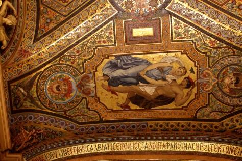 Ceiling Detail Palais Garnier