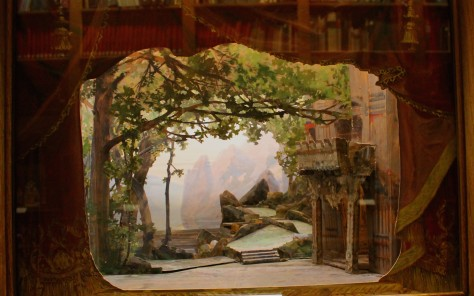 Miniature Set Design