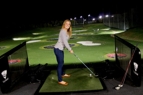 Chelsea at Top Golf