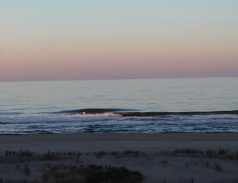 Evening Over Atlantic