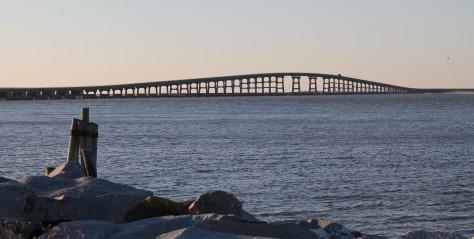 Herbert C. Bonner Bridge to Hatteras Island
