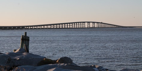 Herbert C. Bonner Bridge to Hatteras Island