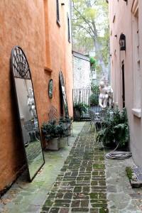 Alley Mirror Charleston