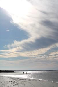 Sunny Afternoon on Folly Beach