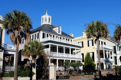 Houses of S. Battery, Charleston