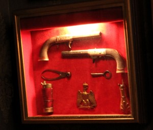 Napoleon's Dueling Pistols
