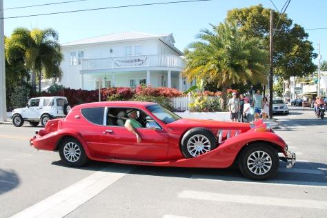 Key West Cruising
