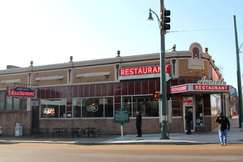 Arcade Restaurant, Memphis, Tennessee
