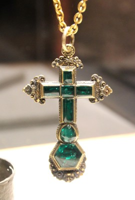 Atocha Emerald Cross
