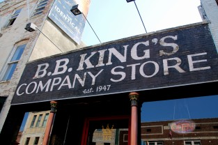 BB King's Company Store