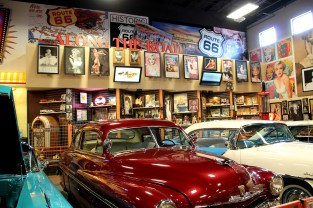 Car Museum Along the Road