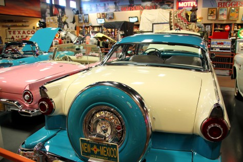 Car Museum New Mexico Ford