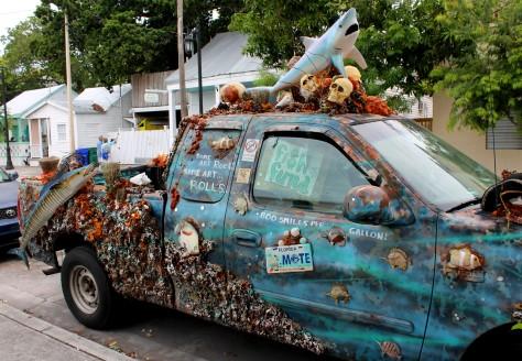 Fish Fund Truck