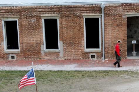 Fort Zachary Taylor Civil War Battle Reinactment