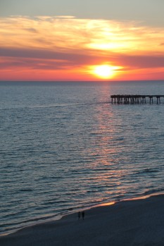 Sunset Panama City Beach 2