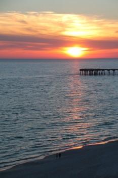 Sunset Panama City Beach 2