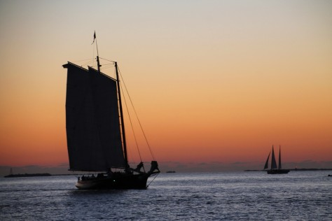 Sunset Sails