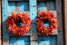 Chili Wreaths