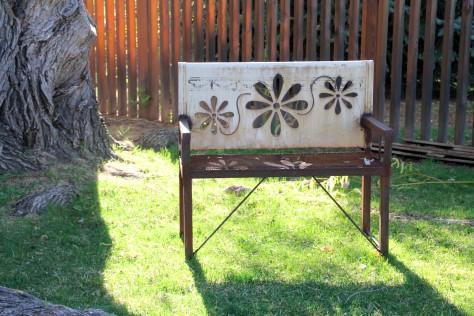 Glossi Bench
