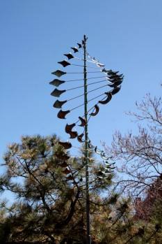 Wind Sculpture of Santa Fe