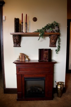 Bar Fireplace
