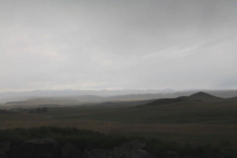 Northern Colorado in the Rain 1